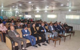 A seminar for the Department of Soil Science and Water Resources