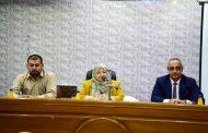 رئيس جامعة القادسية يلتقي بأساتذة كلية الآثار للارتقاء بالمستوى العلمي