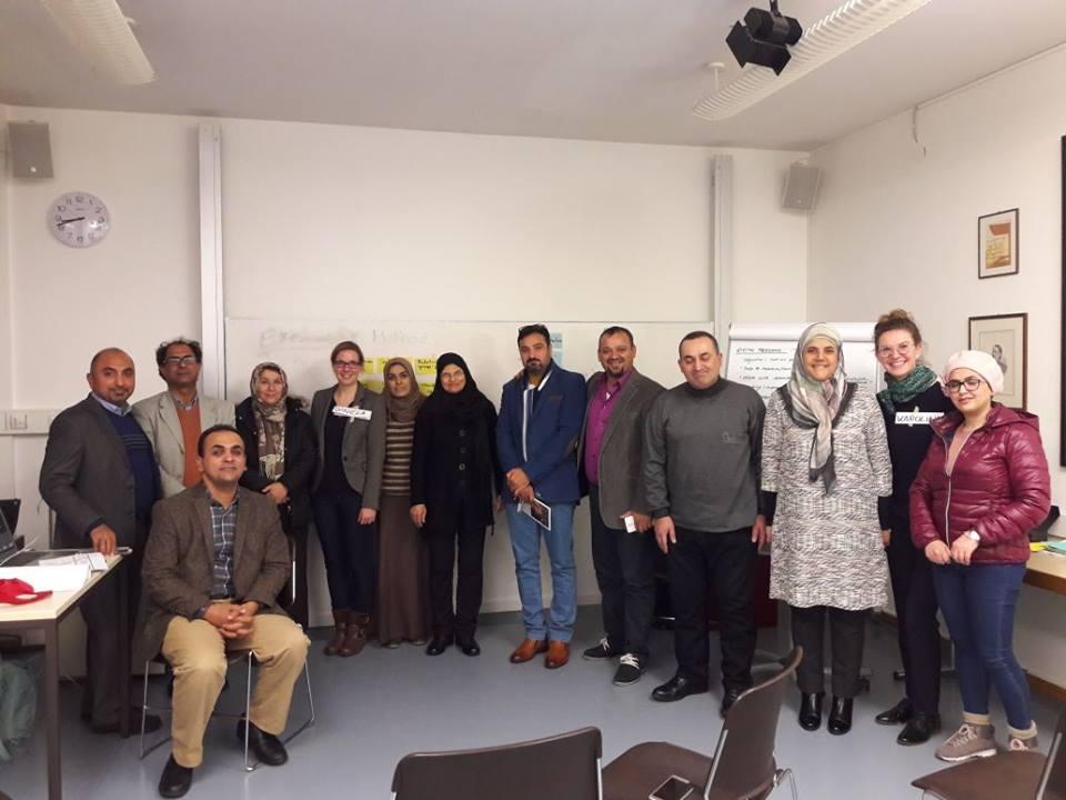 تدريسيو كلية الآثار يشاركون في الدورات التدريبية التي أقامها الأتحاد الأوربي ضمن مشروع WALADU