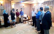 كلية الأثار ترشح اربعة طلبة لغرض تدريبهم في جامعة كوش التركية