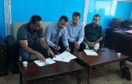 كلية الآثار تباشر بتنفيذ الخطة الإستراتيجية لجامعة القادسية