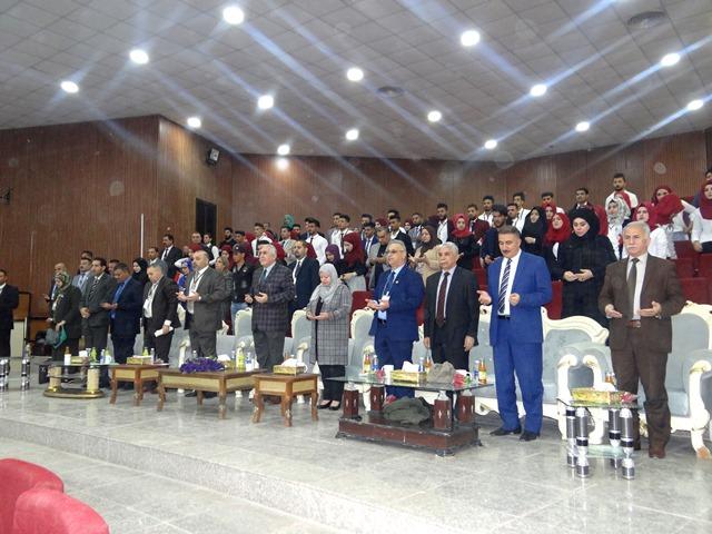 كليةالأثار تعقد مؤتمرها العلمي الدولي الأول في مجال الأثار بمشاركة باحثين من مختلف الجامعات العالمية