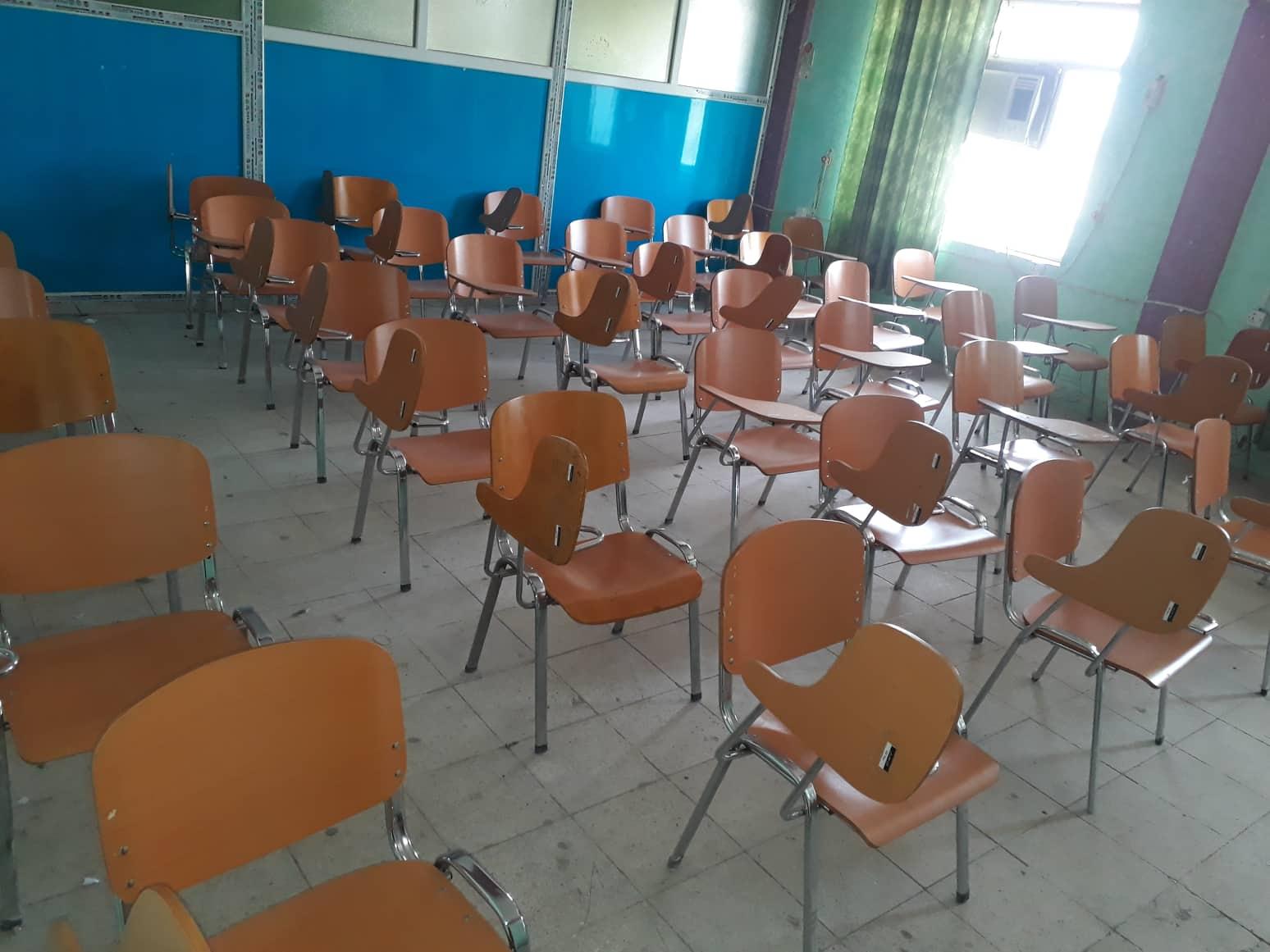 كلية الاثار على استعداد لاستقبال امتحان الدور الثاني لطلبة السادس الاعدادي