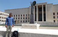 تدريسي من كلية الاثار يكمل برنامج الاستاذ الزائر في جامعة روما