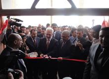 افتتاح مبنى الاقسام العلمية التابع لكلية الآداب