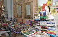 معرض للكتاب الشامل في كلية الاداب