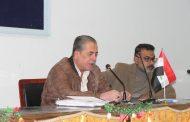 كلية الآداب في جامعة القادسية تستضيف الاجتماع الدوري لمسؤولي شعب النشاط الطلابي