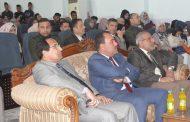 كلية الآداب في جامعة القادسية تقيم احتفالاً بمناسبة يوم المعلم
