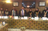 مناقشة رسالة الدكتوراه لتدريسية في كلية التقانات الاحيائية/ جامعة القادسية