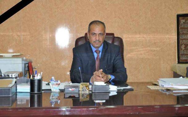 تعزية الأستاذ الدكتور حمادي عبطان الهلالي (رحمه الله)