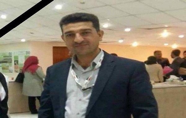 تعزية الدكتور عباس جواد (رحمه الله)