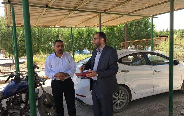 أقامت كلية التقانات الاحيائية في جامعة القادسية مبادرة الاسبوع التطوعي لصيانة وتأهيل جميع مرافق الكلية المهمة.