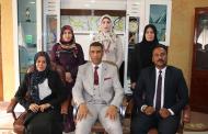 تهنئة … الدكتورة سعدية ياسر عوفي بمناسبة تسنمها منصب – المعاون العملي في كلية التقانات الإحيائية