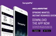 إطلاق تطبيق Sample Me لتفاعل أفضل بين الشركات والعملاء
