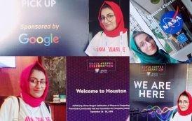 شاركت الطالبه اثمان ضياء عبد الستار في مؤتمر Grace Hopper الخاص بالنساء في مجال التكنولوجيا