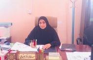 تهنئة للدكتورة سلوى شاكر بعيوي  بمناسبة توليها  رئاسة قسم علوم الوسائط المتعددة