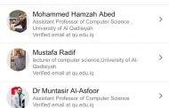ازدياد ملحوظ في النشر والاستشهاد العلمي لباحثين كلية علوم الحاسوب وتكنولوجيا المعلومات