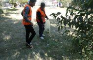 حملة تطوعية ضمن فعاليات اسبوع العمل #التطوعي