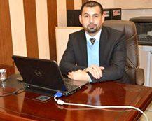 وجه رئيس جامعة القادسية الدكتور احسان القرشي  المحترم كتاب شكر وتقدير للتدريسي م.م اثير هاي عيسى