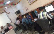 كلية علوم الحاسوب وتكنولوجيا المعلومات تعتمد الاختبارات الالكترونية في اداء الامتحان التنافسي للدراسات العليا
