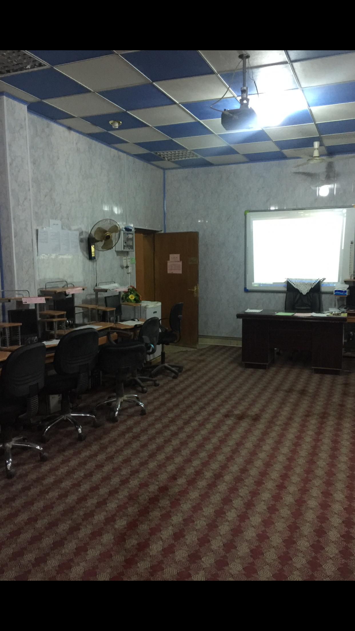مختبرات الحاسوب