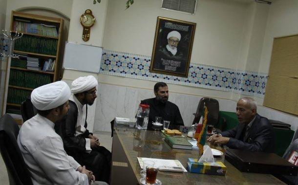 دعوة موجهة للدكتور عباس أمير معارز من الجمهورية الإسلامية الإيرانية