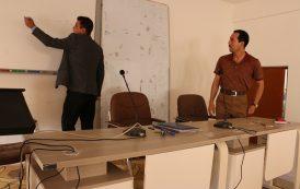 ندوة بعنوان (طرق ترشيد استهلاك الكهرباء)
