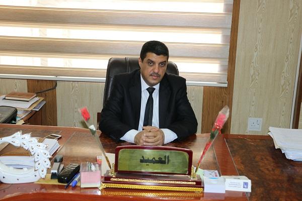 السيد عميد كلية التربية للبنات يوجه بتوفير الخدمات اللازمة وذلك للقرب امتحانات الفصل الثاني