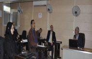 قسم الهندسة المدنية يقيم ورشة عمل عن استخدام تقنية SWOT