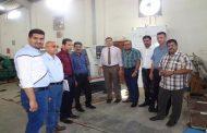 كلية الهندسة تنظم دورة لتشغيل وبرمجة ماكنة الخراطة CNC