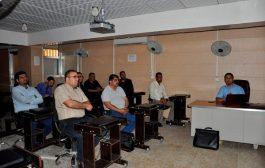 كلية الهندسة تعقد ندوة عن جدوى استخدام المحطات الغازية في العراق