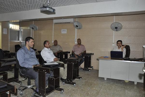 كلية الهندسة تعقد ورشة عمل حول النانوتكنلوجي