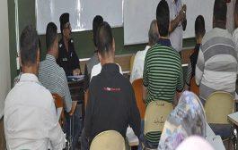 كلية الهندسة تقيم دورة حول التعليمات والسياقات الخاصة بأعمال الدفاع المدني