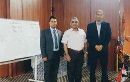 فوز الدكتور عصام لعيبي ممثلا لعضوية نقابة الاكاديميين في كلية الهندسة