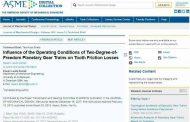 نشر بحث تدريسي من كلية الهندسة في مجلة عالمية ضمن قاعدة بيانات سكوبس
