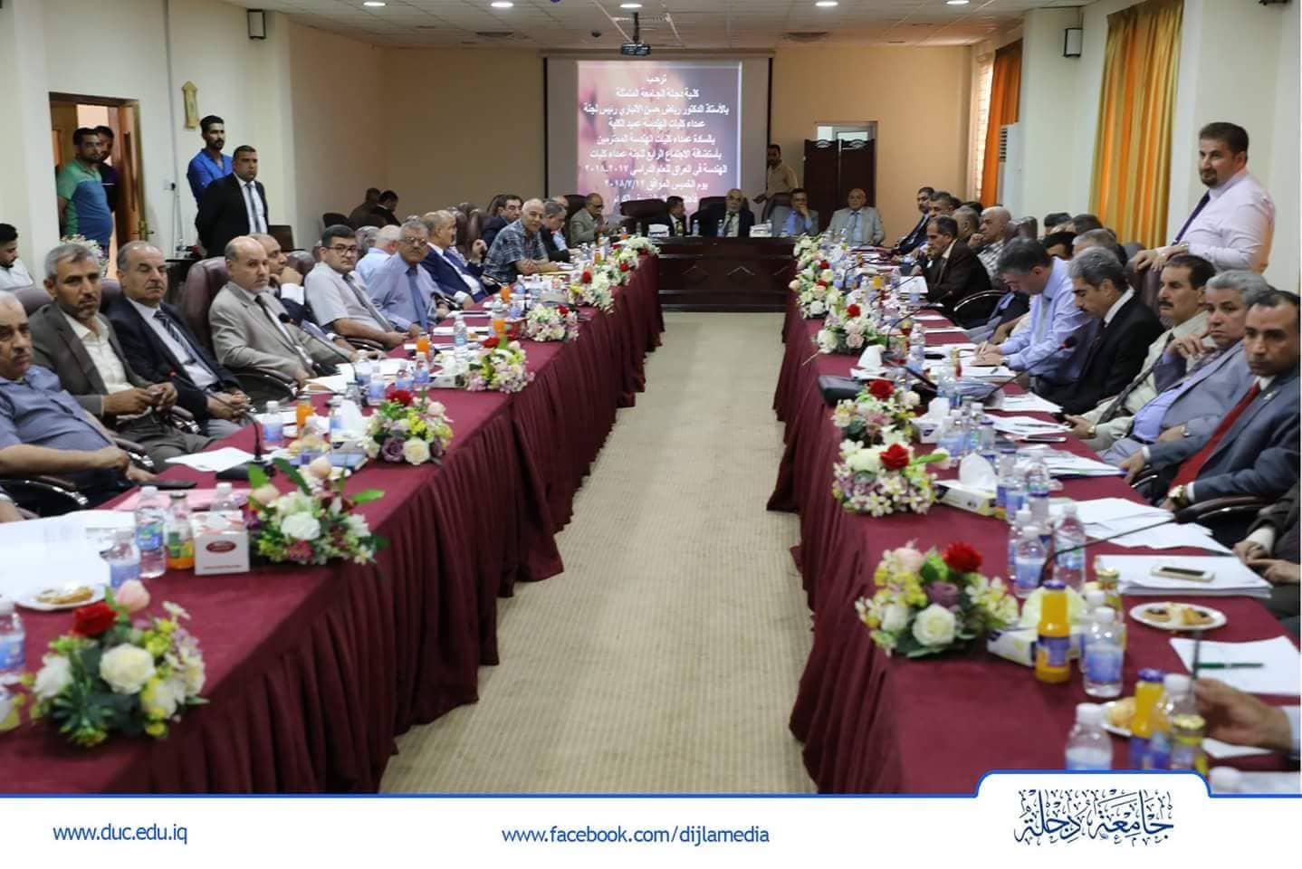 لجنة خبراء الهندسة الكيمياوية والبيولوجية في الجامعات العراقية تختار التدريسي أ.م.د. صالح عبد الجبار صالح عضوا فيها