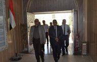 رئيس جامعة القادسية يثمن الاعمال التطوعية لطلبة ومنتسبي كلية الهندسة