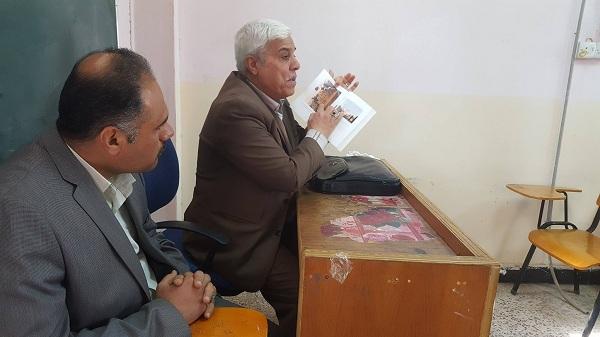 حلقة نقاشية بعنوان (تاج محل الاصل والصورة والتقليد) للدكتور جبار حميدي الربيعي