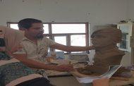 اعمال فنية ونحتيه لطلبة كلية الفنون الجميلة /قسم التربية الفنية باشراف الدكتور محمد علوان كاظم
