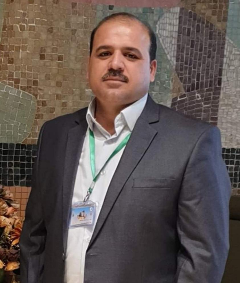 تدريسي في كلية الفنون الجميلة جامعة القادسية يشترك في المؤتمر الدولي العلمي الثالث عشر لمنتدى السلام الدولي للثقافة والعلوم .
