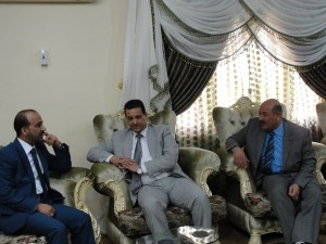 زياره نائب رئيس مجلس محافظه