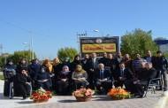 التقى السيد عميد كلية الصيدلة الدكتور باسم ارحيم محمد الشباني مع الكادر الوظيفي
