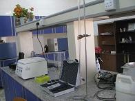 مختبر وحدة ابحاث البيئة