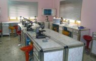 مختبر قسم البيئة