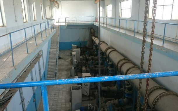سفرة علمية الى مشروع اسالة ماء الديوانية