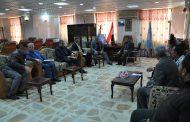 لجنة متابعة الامتحانات الفصلية في جامعة القادسية تزور كلية العلوم