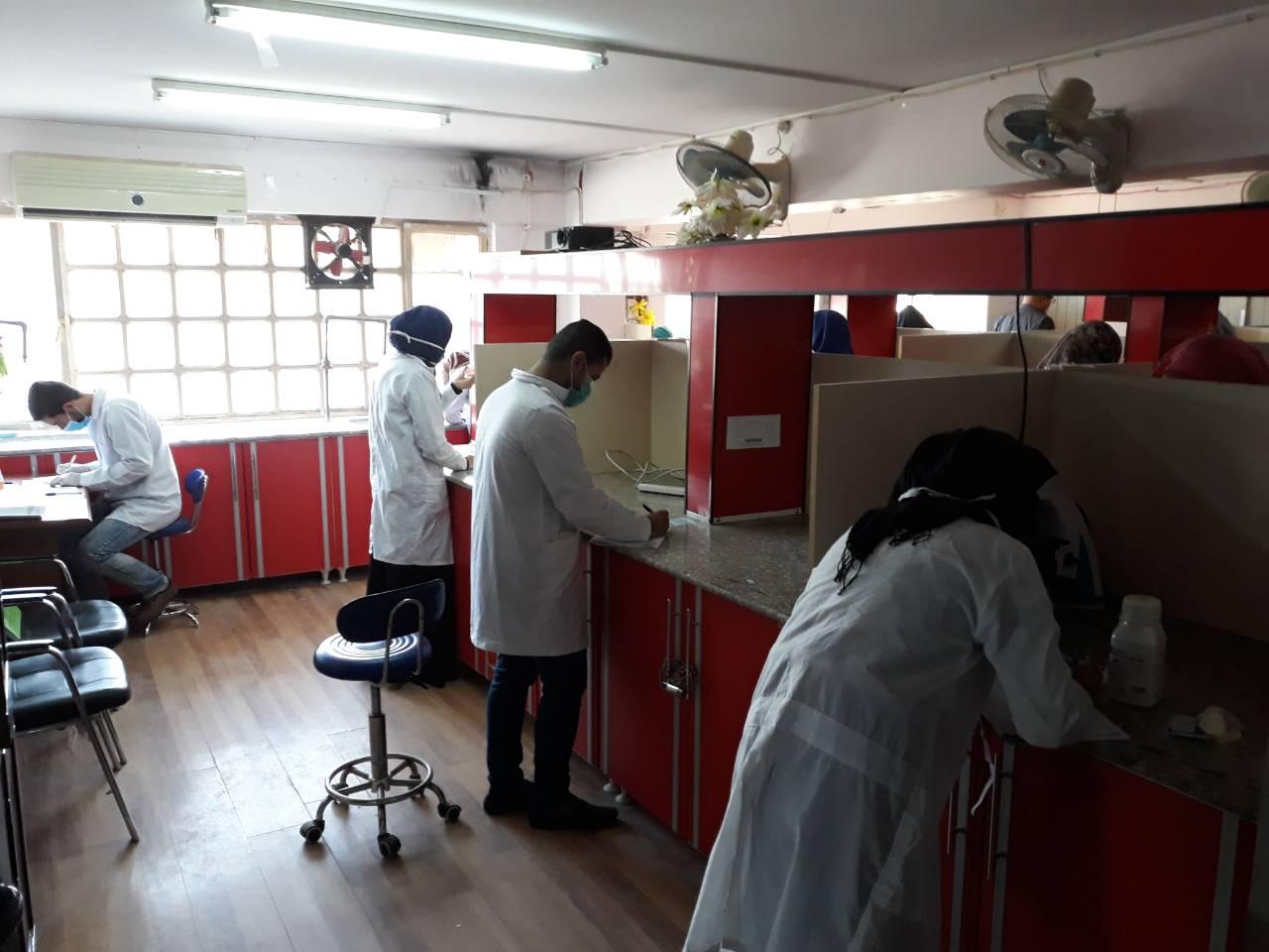 مختبر البيئة