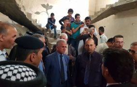 لجنة استشارية من كلية العلوم تساهم في حل مشكلة الحرارة العالية للدار السكنية الواقعة في غماس