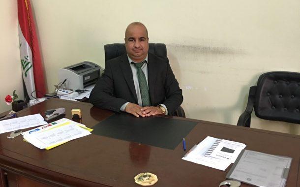 اختيار تدريسي من كلية العلوم بجامعة القادسية كمقيم دولي للبحوث بمؤتمر جامعة فردوسي