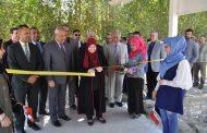 رئيس جامعة القادسية تفتتح عدد من المشاريع العلمية في كلية العلوم